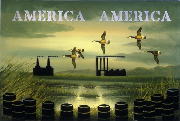 X Americana X