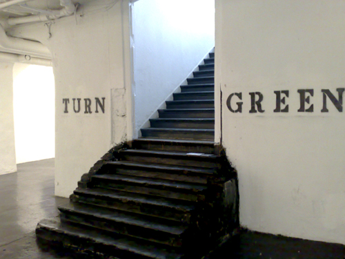 TurnGreen