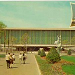 United States Pavilion 1964/1965 New York World's Fair