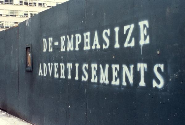 deemphasizeadvertisements